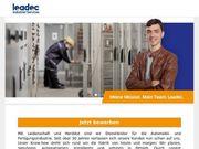 Elektriker Elektroniker Instandhaltung m w
