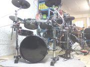 Custom Xm 7s E-Drum mit