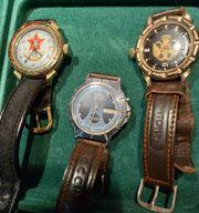 Armbanduhren Russische und Deutsche