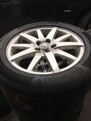 Satz Jaguar S-Type ten spoke