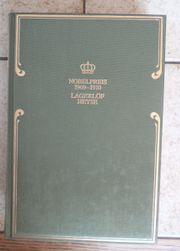Nobelpreis für Literatur 1909 und