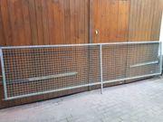 Metallzaun verzinkt Gartenzaun Zaun