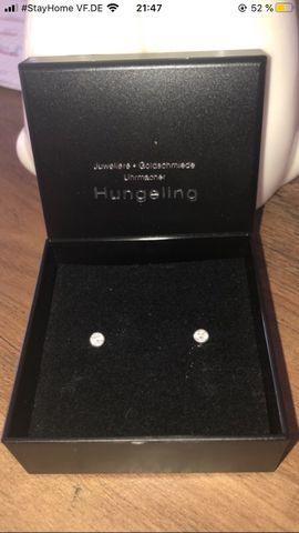 Damen Ohrringe (Echt Silber)