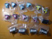 15 Druckerpatronen HP 363