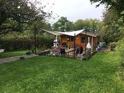 sehr hochwertiger Schrebergarten Gartengrundstück Wochenendhaus -