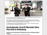Serviceberater m w d Mercedes-Benz
