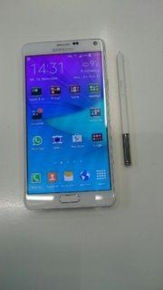 Samsung Note 4 weiss