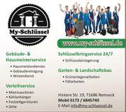 Hausmeisterservice & Reinigungsservice rund