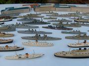 Wiking Modellschiffe Sammlung alt