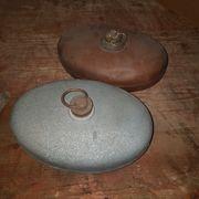 Wärmeflaschen 2 Kupfer 1 Flasche