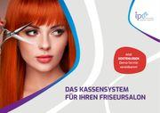 Ipad basiertes Kassensystem für Friseure