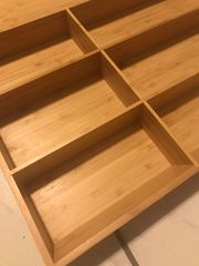 Holz Besteckkasten zum Festpreis 10