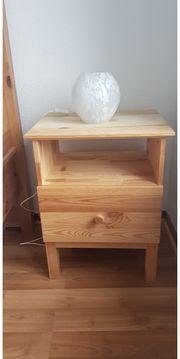 Ich verkaufe meinen Ikea Nachttisch