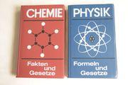 Chemie Fakten und Gesetze und