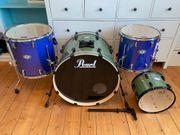 Pearl Vision VX Drum-Set Schlagzeug Kessel