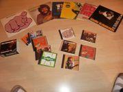 Wolle Kriwanek Sammlung CDs und