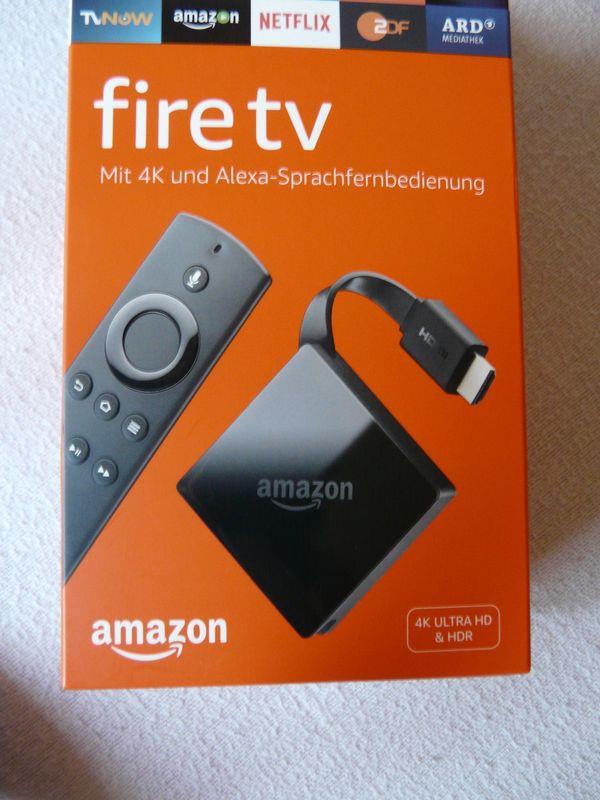 Amazon Fire TV Box 3