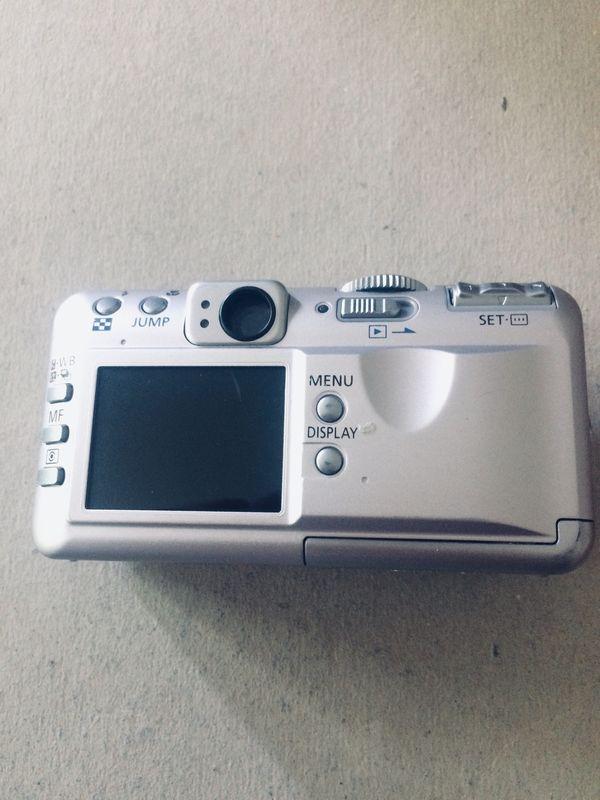 Canon Foto