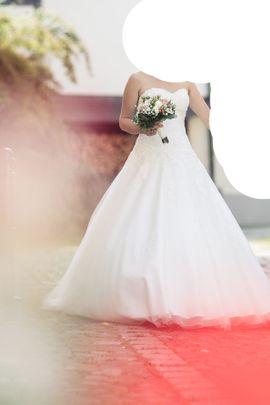 wunderschönes Brautkleid Gr. 34 von Sposa Toscana
