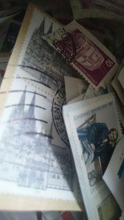 Suche Briefmarken zu verschenken