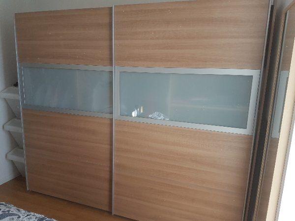 bett schrank gebraucht kaufen nur 4 st bis 65 g nstiger. Black Bedroom Furniture Sets. Home Design Ideas