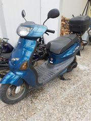 Yamaha Z 50 Roller