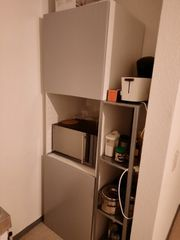 IKEA Küchenschrank METOD links