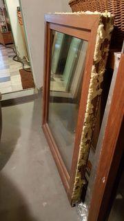 Dreh-Kipp-Fenster Farbe braun Golden Oak