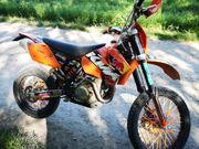 KTM 400 exc 2006 4T