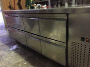 Kühltisch Gastro 8 Schubladen
