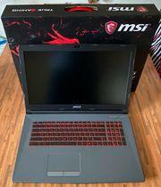 MSI GV72 7RD-1083DE