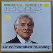 Leonard Bernstein Vinyl-Kassette 9 Beethoven