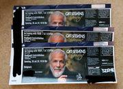 Drei Tickets übrig für Yusuf