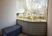 sehr helle 1 ZKB Balkon