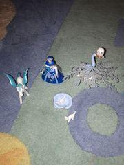 PLAYMOBIL 5354 Winterkönigin mit Pegasusbaby