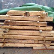Altholz - Balken aus alter Bregenzerwälder