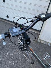 E-Bike mit zwei Akkus