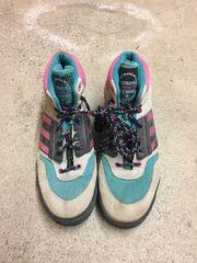 Adidas leichte Wanderstiefel GR 8