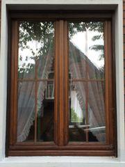 Eichenholzfenster (19 Stück,