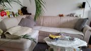 Sofa Couch in Beige Creme