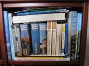 Verschiedene Bücher wegen Haushaltsauflösung zu