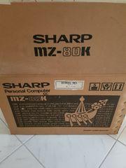 Sharp mz80k Computer