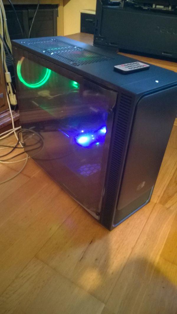 Gaming PC i7-3930K 250GB 256GB
