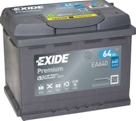 Batterien - EXIDE - neue Autobatterie Starterbatterie