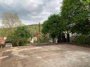 Freizeitgrundstück - Terrasse in Aussichtslage - Abschließbar