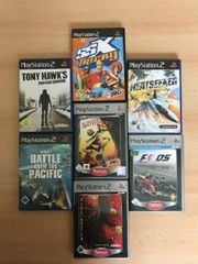 PS 2 Spiele - Playstation Spiele -