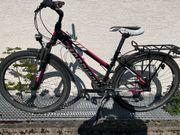 Morrison ATB Series Mädchen-Fahrrad 26