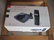 T-Sinus 45 schnurloses Telefon Display