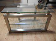 Verkaufe einen Fernsehtisch Glastisch Tisch