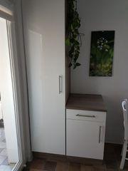 2 Küchenschränke Sonoma Eiche